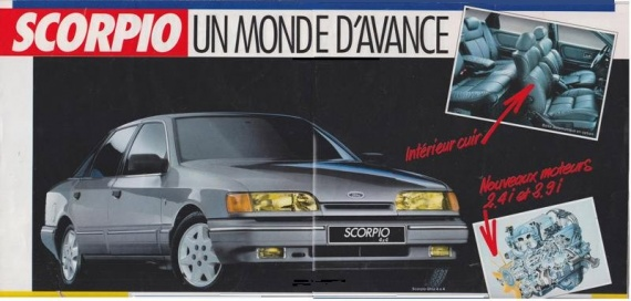 1987, Ford