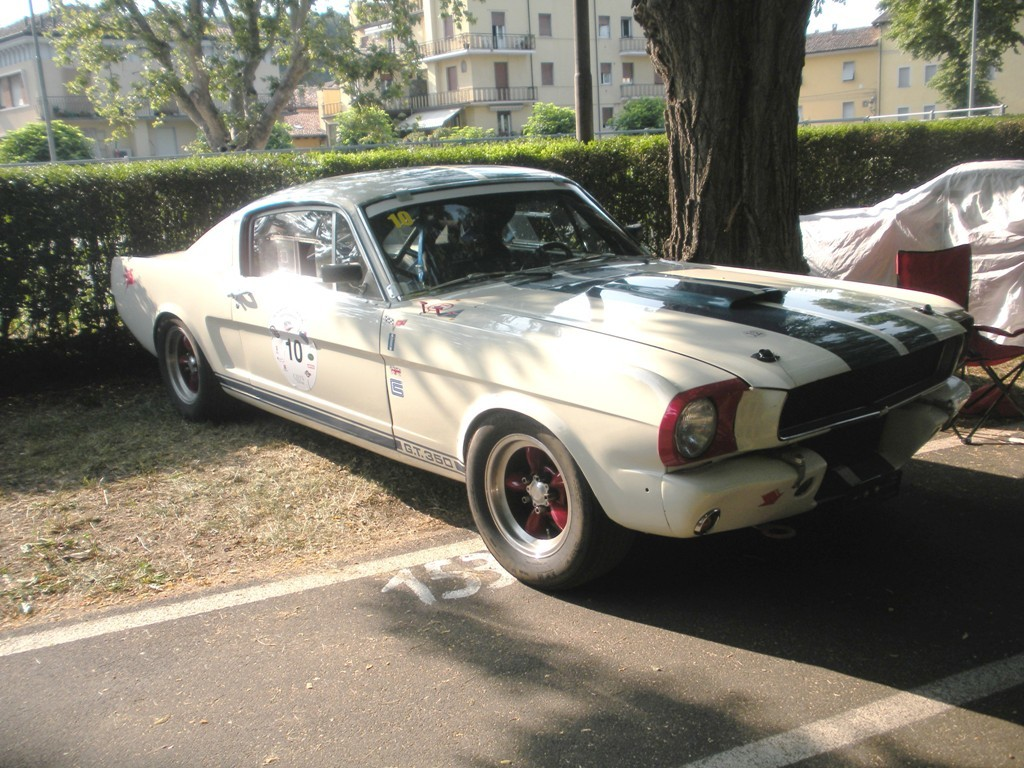 1965 Ford Mustang Shelby 350 GT  (1)