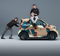 smart fortwo 2016A