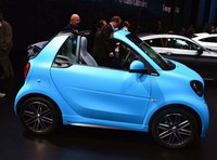 smart fortwo cabriolet tailor made