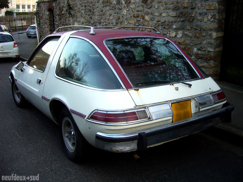 post n2s amc pacer 5 citronds neuf deux sud photos club. Black Bedroom Furniture Sets. Home Design Ideas