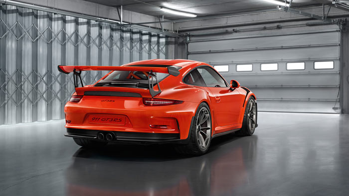 GT3 RS 991