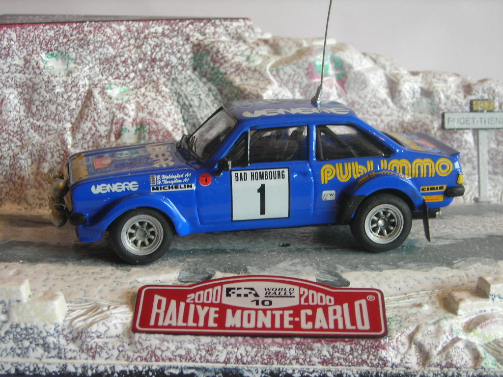 1981 01 FORD ESCORT RS1800 JEMMPY