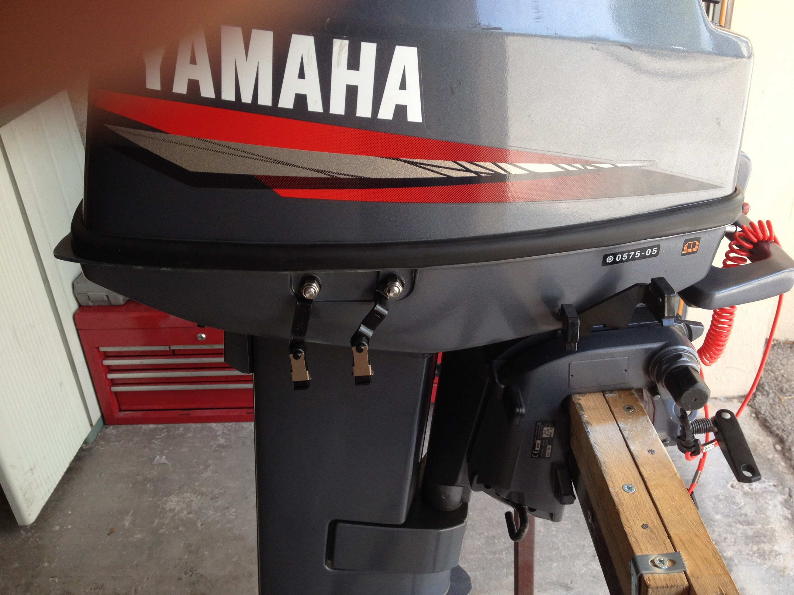 photo 2  3  - yamaha 25 cv - criss83200 - photos