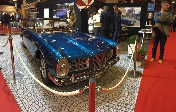 Facel Retromobile