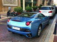 Ferrari California Liban