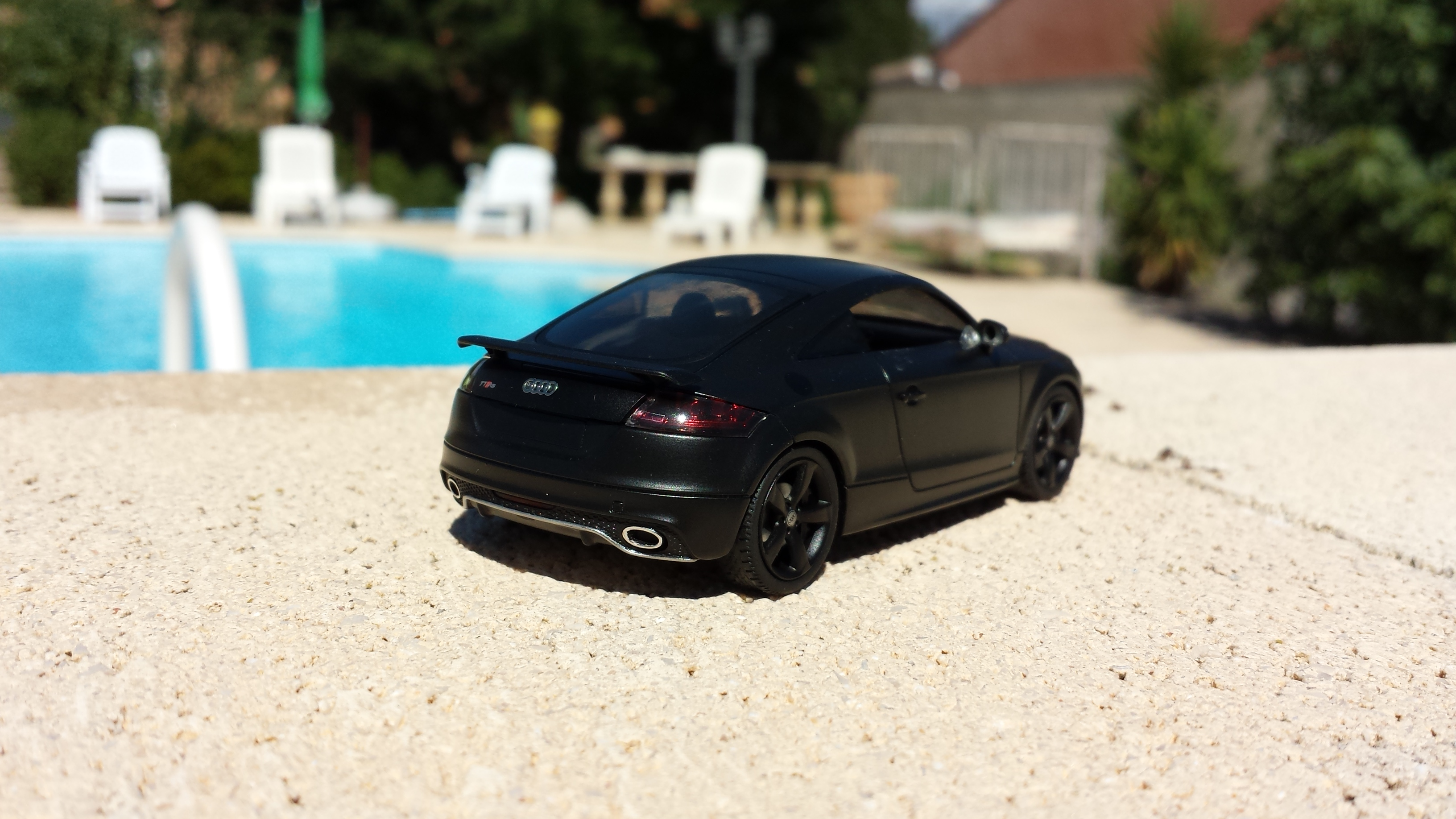 Audi TT RS by Schuco