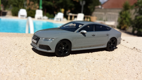 Audi RS7 by Schuco