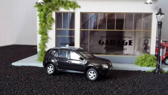 Dacia Duster by Solido