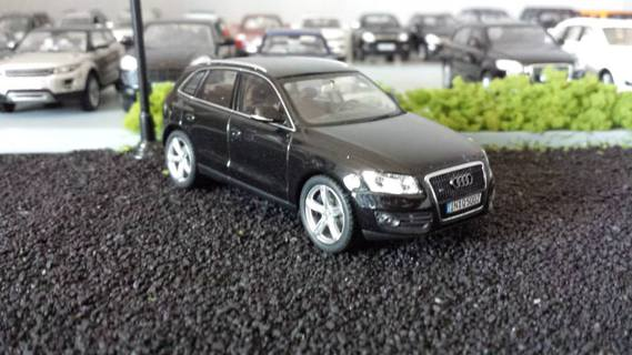 Audi Q5 by Schuco