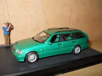 Mercedes W202 break