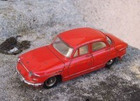 PL17 Panhard orange