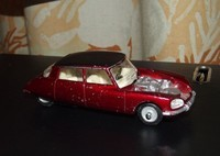 DS phase 2 dinky citroen