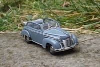 Opel Olympia grise - Minichamps