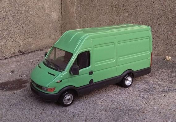 Iveco Daily Vert