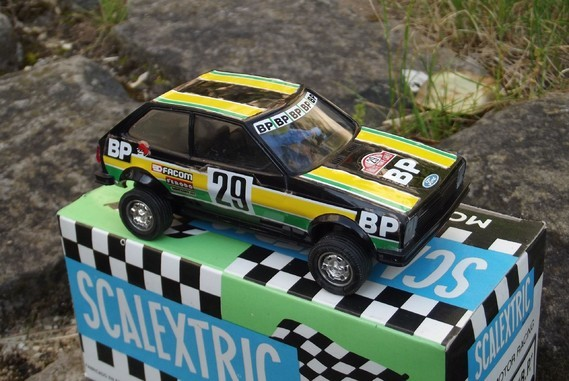 Ford Fiesta Scalextric