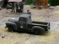 Busch  48205 Chevrolet pick up