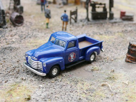 Chevrolet 1950 American Airlines Busch 1/87
