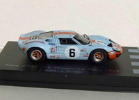 Ford GT40 LM 1969 Spark 1/87