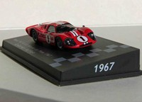 Ford GT40 LM 1967 Spark 1/87
