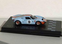 Ford GT40 LM 1968 Spark 1/87
