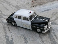Dodge Meadowbrook 1950 Police CMW 30246