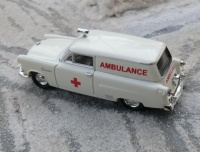 Ford courrier Ambulance 1953 CMW 30295