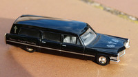 Cadillac 1966 Station Wagon Hearse  Busch