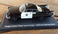 Dodge Royal Lancer Police 1959