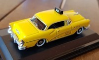 Buick Century 1958 Taxi NYC