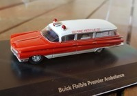 Buick Flxible Ambulance 1960