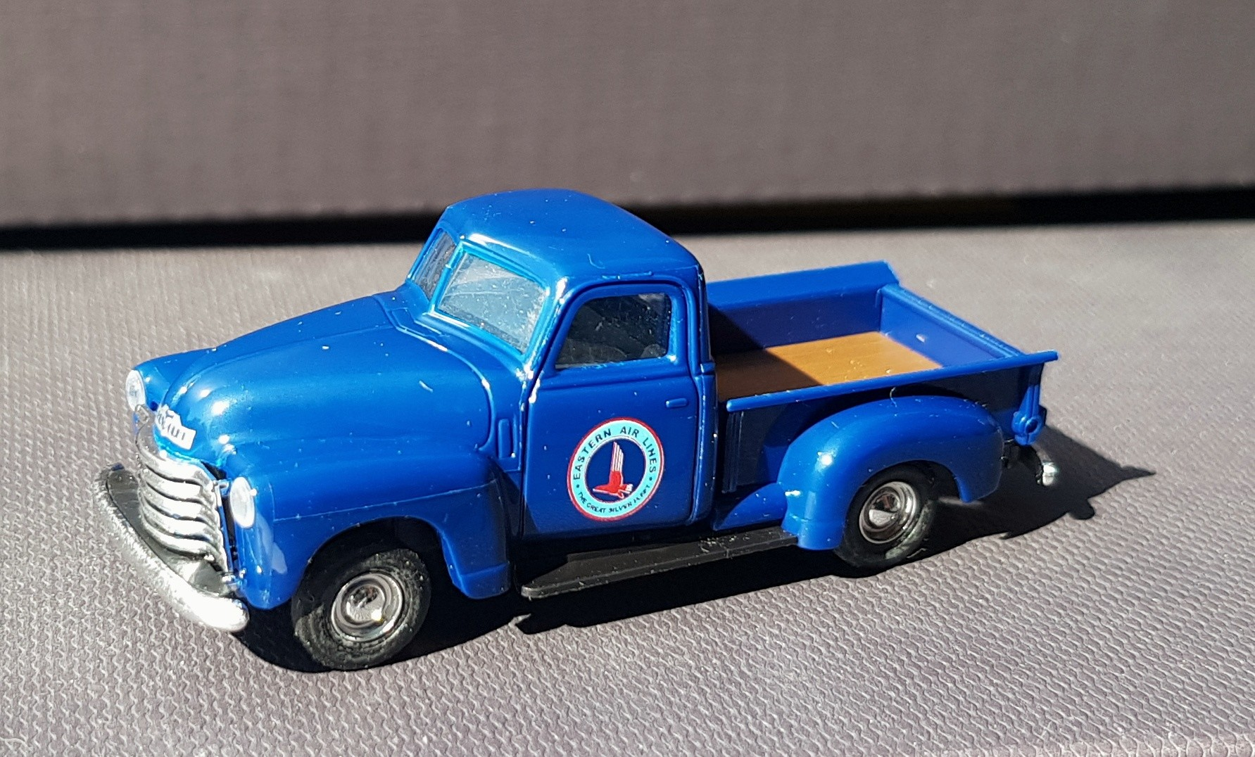 Chevrolet pickup 1950 Eastern airlines Busch