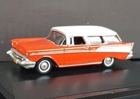 Chevrolet 1957 Nomad artic Oxford