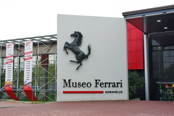 mus e ferrari maranello id es d 39 image de voiture. Black Bedroom Furniture Sets. Home Design Ideas