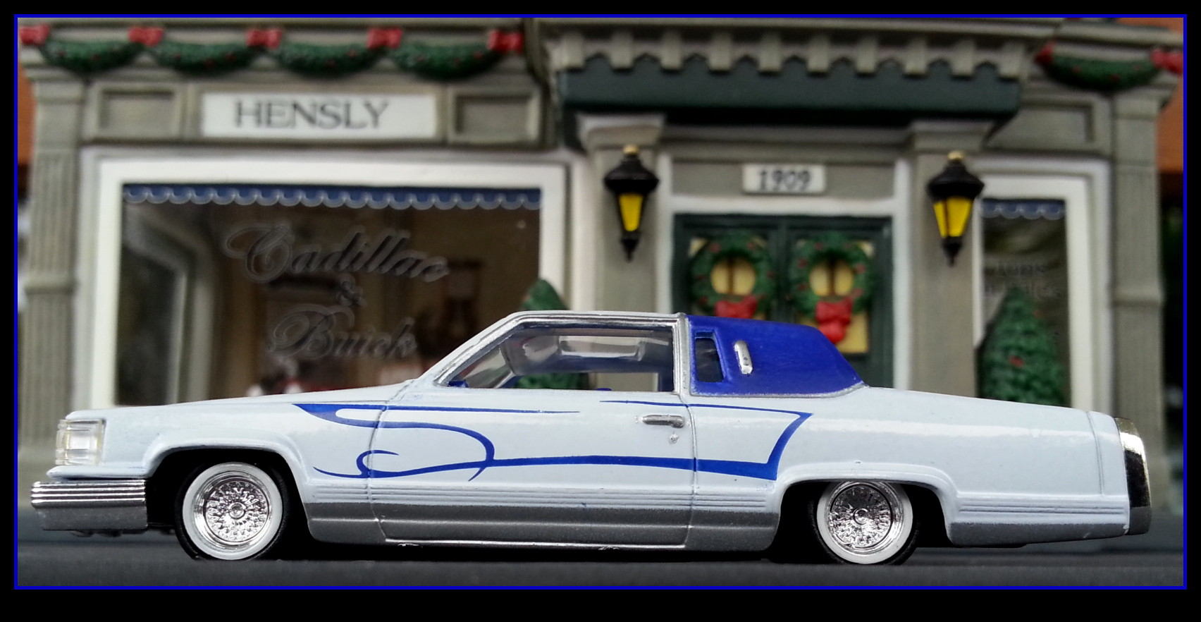 revell collection cadillac