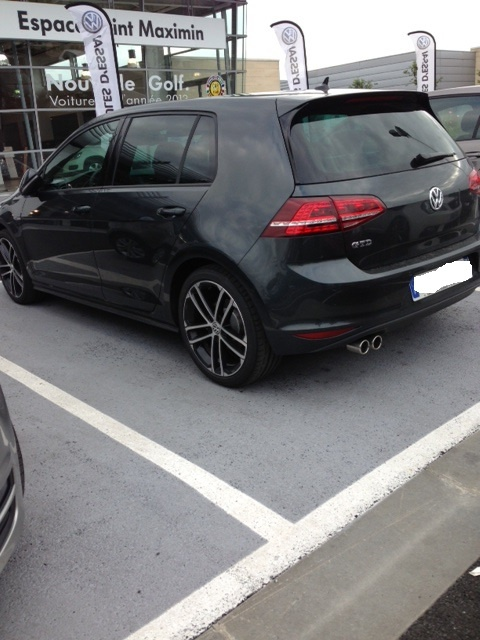 volkswagen golf vii gtd topic officiel page 4 golf volkswagen forum marques. Black Bedroom Furniture Sets. Home Design Ideas