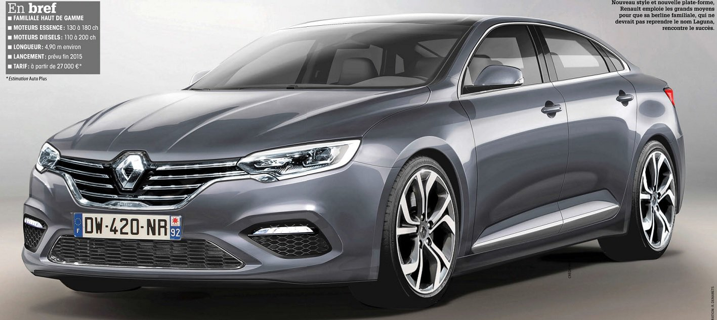 renault talisman rempla ante de la laguna premi res images talisman renault forum marques. Black Bedroom Furniture Sets. Home Design Ideas