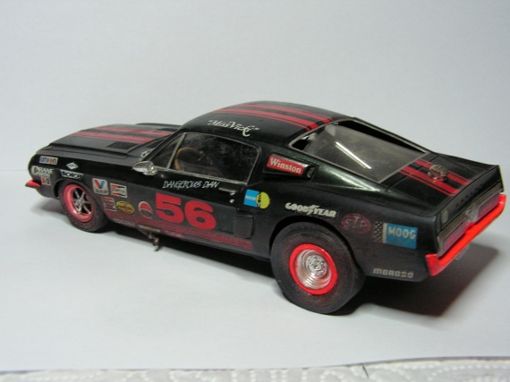 FORD MUSTANG GT 500 KR RATS 2