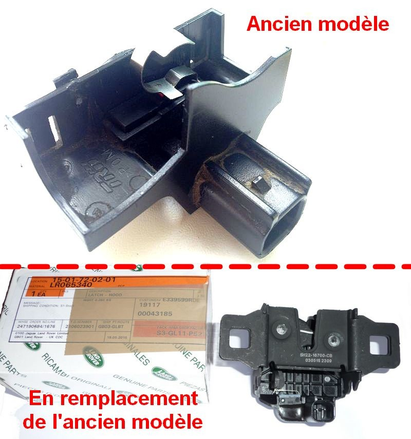 D clenchement intempestif de l 39 alarme freelander for Capteur de chaleur
