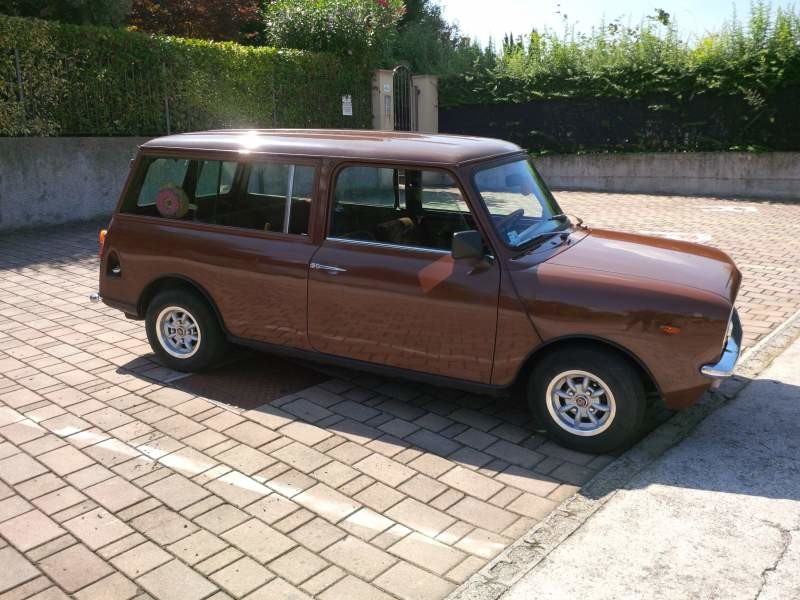 Mini Clubman Estate Cl