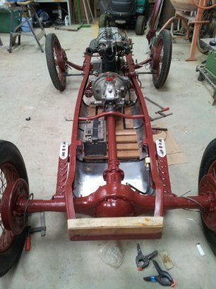 chassis ar 2013