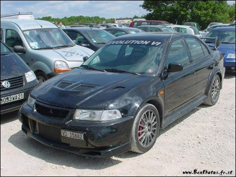 mitsubishi lancer evo 6 - avis / questions - discussions libres