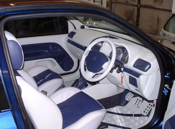 Beautiful Clio 2 Tuning Interieur Contemporary - Ideeën Voor Thuis ...