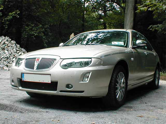 rover 75 cdti sterling photoreportage essais particuliers discussions libres g n ral. Black Bedroom Furniture Sets. Home Design Ideas