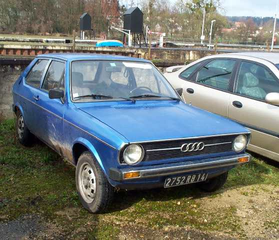 audi 50 voiture rare - 70s (1971-…) - anciennes - forum collections