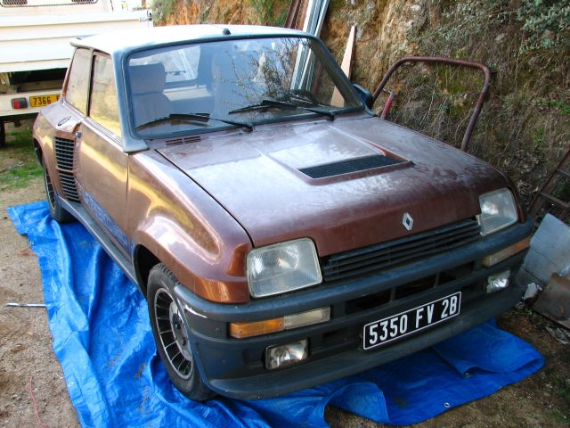 renault 5 turbo les fran aises youngtimers forum collections. Black Bedroom Furniture Sets. Home Design Ideas
